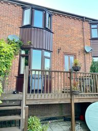 Thumbnail 2 bed terraced house for sale in Belle Vue Road, Ashbourne
