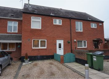 Thumbnail 3 bedroom terraced house for sale in Manor Court, Blaby