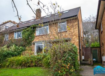 Thumbnail 4 bed semi-detached house for sale in Springfield Avenue, Muswell Hill, London