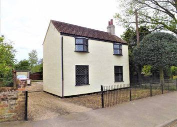 Thumbnail 3 bed cottage for sale in Hillgate, Gedney Hill, Spalding