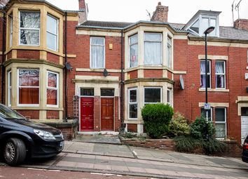 Thumbnail 2 bedroom flat to rent in Starbeck Avenue, Sandyford, Newcastle Upon Tyne