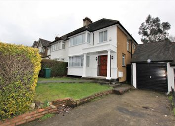 Thumbnail 4 bedroom semi-detached house to rent in Wessex Gardens, Golders Green