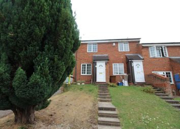 Thumbnail 2 bed terraced house for sale in Bronington Close, Walderslade, Chatham