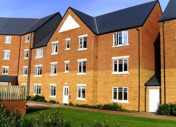 Thumbnail 2 bedroom flat for sale in Hedgerow Close, Greenlands, Redditch, Worcestershire