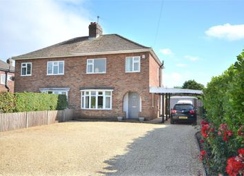 Thumbnail 3 bed semi-detached house for sale in Main Road, Clenchwarton, King's Lynn