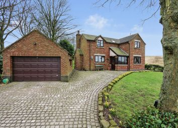 Thumbnail 3 bedroom detached house for sale in Bagnall Road, Bagnall, Stoke-On-Trent