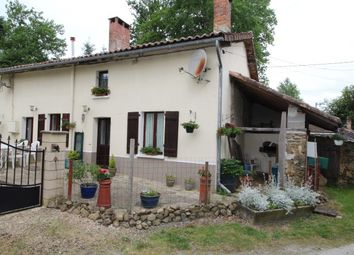 Thumbnail 4 bed property for sale in Chassenon, Poitou-Charentes, France