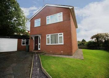 Thumbnail 3 bedroom detached house for sale in Wesley Garth, Leeds, West Yorkshire