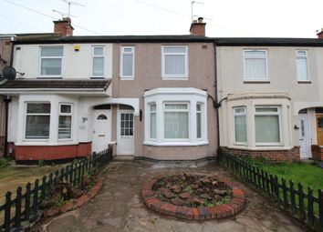Thumbnail 2 bedroom terraced house for sale in Stevenson Road, Coventry