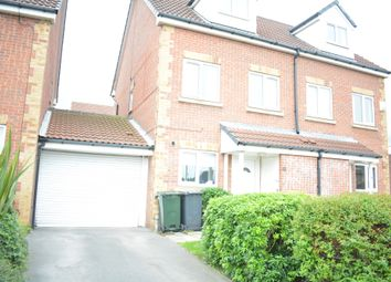Thumbnail 3 bed town house for sale in Maurice Street, Parkgate, Rotherham