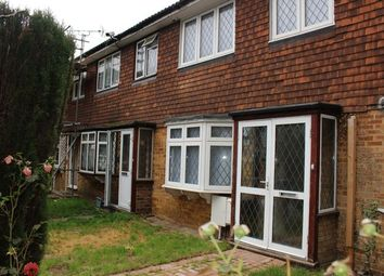 Thumbnail 3 bed terraced house for sale in Mark Close, Southall