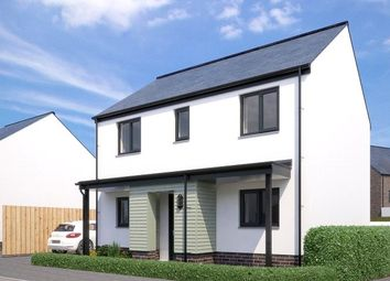 Thumbnail 3 bed detached house for sale in Weston, Paignton, Devon