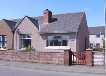 Thumbnail 1 bed semi-detached bungalow for sale in Butts Street, Annan