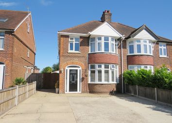 Thumbnail 4 bedroom semi-detached house for sale in Orchard Gardens, Ipswich Road, Colchester