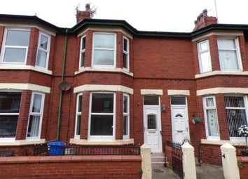 Thumbnail 3 bed terraced house for sale in Burns Road, Fleetwood, Lancashire