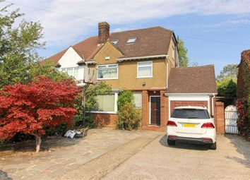 Furzehill Road, Borehamwood, Herts WD6. 4 bed semi-detached house