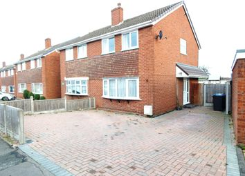 Thumbnail 3 bed semi-detached house to rent in Hunter Avenue, Burntwood