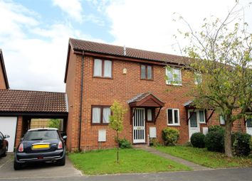Thumbnail 3 bedroom end terrace house for sale in Speedwell Close, Cherry Hinton, Cambridge