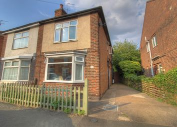 Thumbnail 3 bed semi-detached house for sale in Stafford Street, Long Eaton, Nottingham