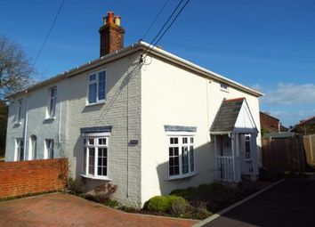 Thumbnail 2 bed semi-detached house for sale in Botley, Southampton, Hampshire