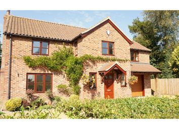 Thumbnail 4 bed detached house for sale in Chapel Road, Cockfield, Bury St. Edmunds