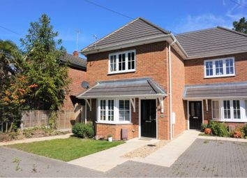Thumbnail 3 bed semi-detached house for sale in Forest Road, Waterlooville