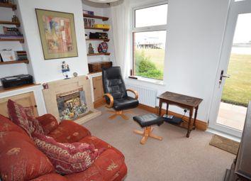 Thumbnail 2 bed terraced house for sale in Marine Terrace, Roa Island, Cumbria