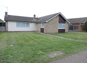 Thumbnail 3 bedroom detached bungalow to rent in Jones Road, Goffs Oak