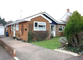 Thumbnail Detached bungalow to rent in Chrystel Close, Tipton St. John, Sidmouth