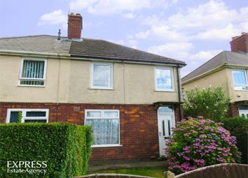 Thumbnail 3 bed semi-detached house for sale in Strawberry Bank, Huthwaite, Sutton-In-Ashfield, Nottinghamshire