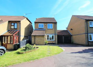 Thumbnail 3 bed link-detached house for sale in Western Cross Close, Greenhithe