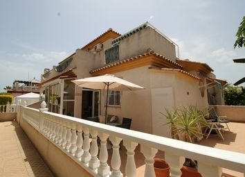 Thumbnail 3 bed end terrace house for sale in Playa Flamenca, Playa Flamenca, Alicante, Valencia, Spain
