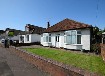 Thumbnail 3 bed detached bungalow for sale in Heol Nest, Whitchurch, Cardiff.