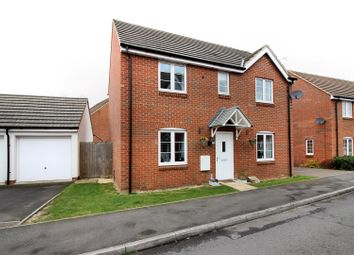 Thumbnail 3 bed detached house for sale in Foskett Way, Aylesbury