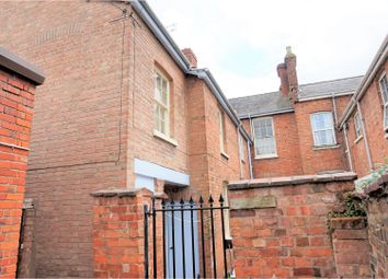 Thumbnail 2 bedroom flat for sale in 51 Clarendon Avenue, Leamington Spa