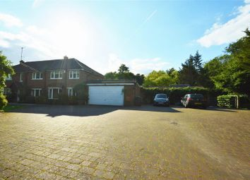 Thumbnail 4 bed detached house for sale in Tonbridge Road, Mereworth, Maidstone