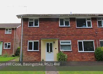 2 bed maisonette to rent in Norn Hill Close, Basingstoke RG21