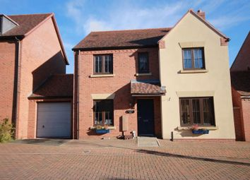 Thumbnail 4 bed property for sale in Yewtree Moor, Lawley Village, Telford
