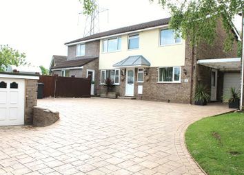 Thumbnail 5 bed detached house for sale in Oakleigh Gardens, Oldland Common, Bristol