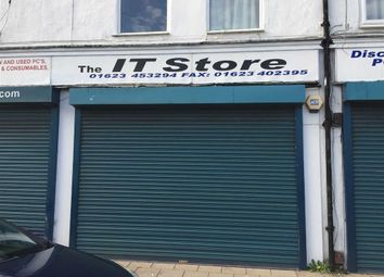 Thumbnail Property to rent in Mansfield Road, Sutton-In-Ashfield