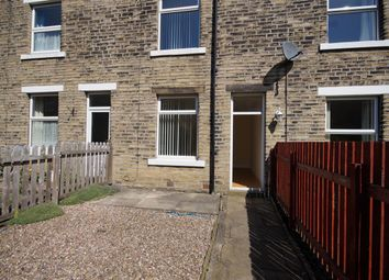 Thumbnail 2 bedroom terraced house to rent in Glen Terrace, Hipperholme, Halifax