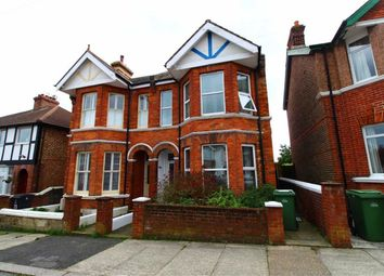 Thumbnail 4 bed semi-detached house for sale in Burry Road, St Leonards-On-Sea, East Sussex