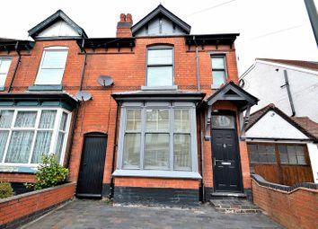 4 bed end terrace house for sale in Addison Road, Kings Heath, Birmingham B14