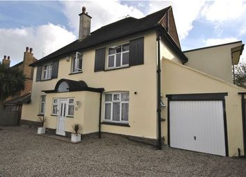 Thumbnail 4 bed detached house for sale in Terminus Road, Bexhill-On-Sea, East Sussex