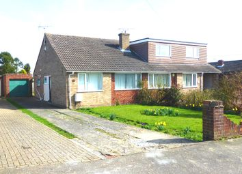 Thumbnail 2 bedroom semi-detached bungalow to rent in St. Alphege Court, Oxford Street, Whitstable