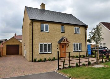 Thumbnail 4 bed detached house for sale in High Street, Cranfield, Bedford