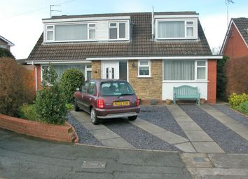 Thumbnail 4 bed detached house for sale in Breezehill Park, Neston