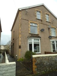 Thumbnail 4 bedroom semi-detached house for sale in Morfa Street, Bridgend