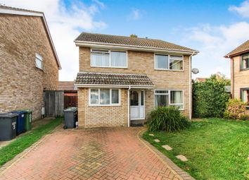 Thumbnail 4 bed detached house for sale in Red Lion Close, Alconbury, Huntingdon