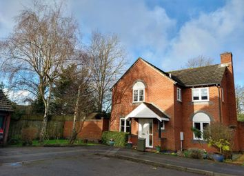 Thumbnail 4 bed detached house for sale in Wilton Way, Exeter